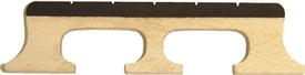 5-String Banjo Bridge - Ebony Tip 11/16 inch
