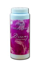 White Feather Dreamy Silky Body Powder