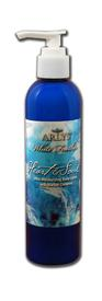 White Feather Heart & Soul Ultra-Moisturizing Body Lotion with Marine Complex-8 oz.