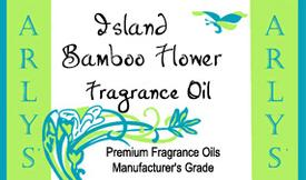 Island Bamboo Flower Fragrance Oil