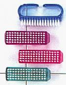Nai Brush with Nylon - Assorted Colors