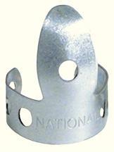 National NP1 Metal Finger Picks