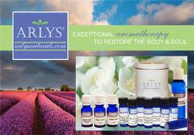 Arlys Aromatherapy OB Case Study Kit