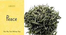 Peace-Pai Mu Tan White Tea