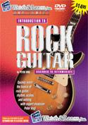 Introduction to Rock Guitar DVD