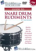 Snare Drum Rudiments DVD