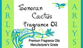 Sonoran Cactus Fragrance Oil