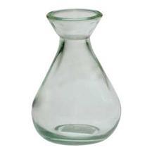 Teardrop Glass Diffuser Bottle - Clear