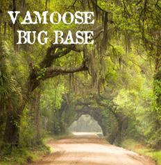 VAMOOSE Bug Base Blend in Fractionated Coconut Oil