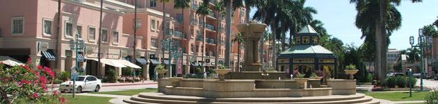 Mizner Park in Boca Raton