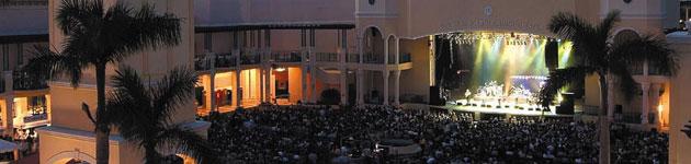 Mizner Park Amphitheater in Boca Raton