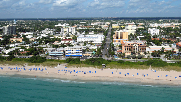 Beaches in Delray Beach