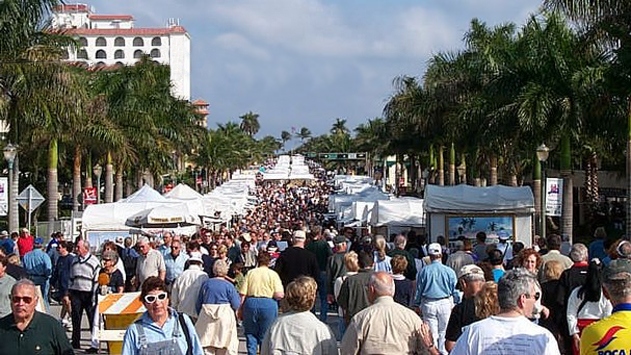 Art Fair in Delray Beach
