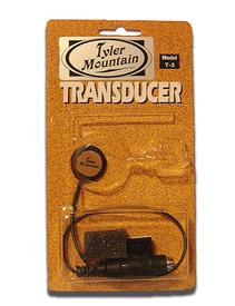 Tyler Mountain T2 Acoustic Instrument Electric Transducer Pickup-External Mounting