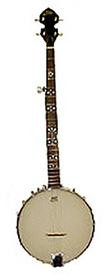 Tyler Mountain TM5-40 Open Back Five String Banjo