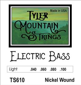 Tyler Mountain TS610 Electric 4-String Bass Strings -Light-Nickel Wound-SPECIAL PRICING AVAILABLE FROM DEALERS