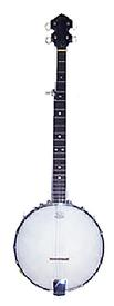 Tyler Mountain TM5-35 Open Back Five String Banjo