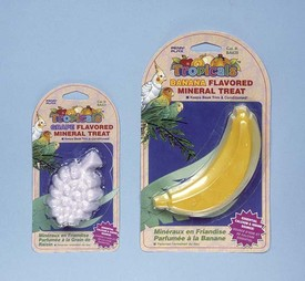 TROPICALS MINERAL TREATS (1/2 OUNCE) BANANA