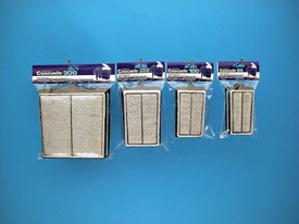 CASCADE FILTER REPLACEMENT CARTRIDGES - FITS CPF1 FILTER (1 PACK)