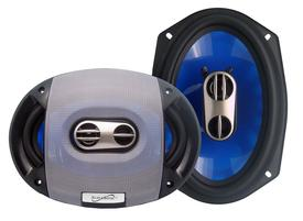 COAXIAL 3-WAY SPEAKER SYSTEM
