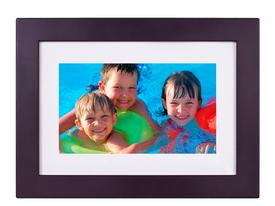 7 DIGITAL PHOTO FRAME WITH USB AND SD INPUTS