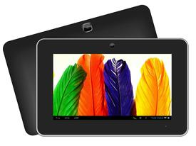9 CAPACITIVE TOUCHSCREEN INTERNET TABLET WITH ANDROID 4.0 OPERATING SYSTEM