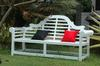 Marlborough Bench: BH-P296 (Price: $1,080.00)&lt;br&gt; Dimensions: 78&quot; Wide, 25&quot; Deep, 42&quot; High &lt;br&gt;Weight: 150 Pounds &lt;br&gt;Shipping Wt: 225 Pounds&lt;br&gt; Free Shipping Included!!!