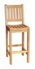 "<br>16"" Balboa Bar Chair CH-0128 ($279.00 or less)<br> Dimensions: 16"" Wide, 16"" Deep, 45"" High<br>  Seat Height: 29.5""  <br>Weight: 23 Pounds"
