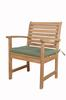 "Plantation Teak Dining Armchair: CHD-2033 ($265.00 or less)<br> Dimensions: 26"" Wide, 26"" Deep, 36"" High <br>Weight: 35 Pounds<br> Free Shipping Included!!!"