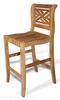 "<br>Teak English Chippendale Bar Chair (Price: $422.30)<br> Dimensions: 19"" Wide, 19"" Deep, 48"" High <br>Seat Height: 28"" <br>Weight: 26 Pounds<br> Free Shipping Included"