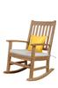 "Plantation Teak Rocking Armchair RC-2215 ($495.00 or less)<br> Dimensions: 25"" Wide, 34"" Deep, 41"" High<br> Weight: 50 Pounds<br> Free Shipping Included!!!"