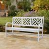 "<br>61"" Bradley Acacia Garden Bench (Price $245.95)<br> Dimensions: 61"" Long, 22 "" Deep, 36"" High<br> Weight: 37 Pounds <br>Free Shipping Included !!!"