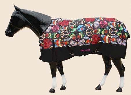 Cowgirl Fever 2011 Blanket1.JPG