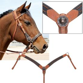 Maverick Three Piece Tack Set by Weaver Leather