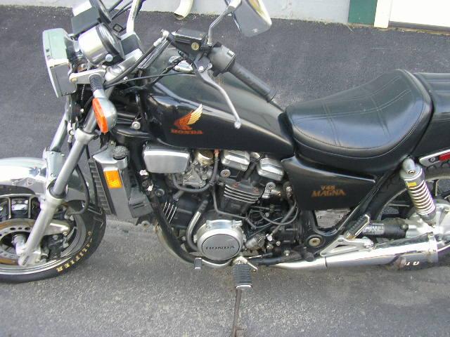 Engines on 1986 Suzuki Gs550