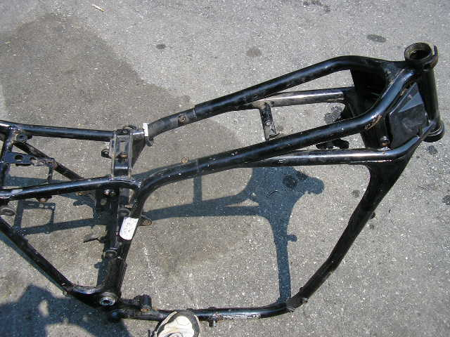 Product Name 83 Honda Vf750c Frame