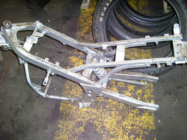 Used Yamaha Parts - Used Yamaha Motorcycle Parts - 41433