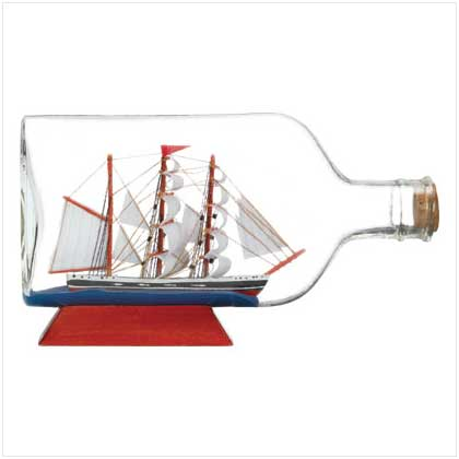 Catalog - 37411 - 37411 BOAT IN A BOTTLE