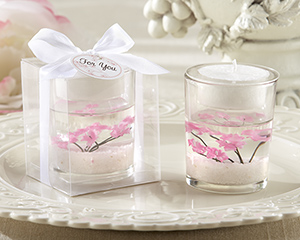Candle Favors, personalized wedding favors, wedding favors, wedding supplies, favors, bridal shower favors