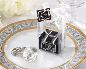 Crystal favors, glass favors, personalized wedding favors, wedding supplies, favors, wedding favors