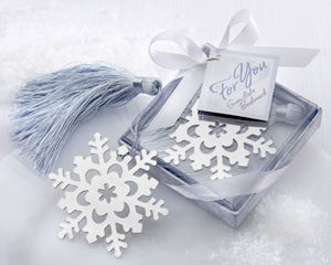 Winter Favors, personalized wedding favors, wedding supplies, favors