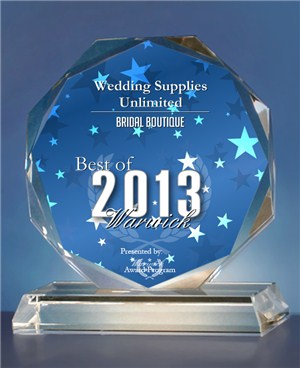 best bridal boutique in Rhode Island Wedding Supplies Unlimited