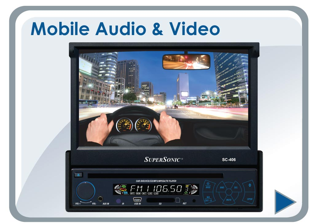 MP3/MP4 Video Players