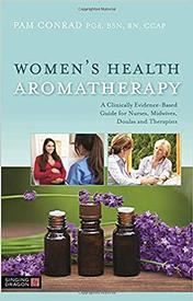 Womens Health Aromatherapy Book by Pam Conrad