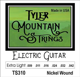 Tyler Mountain TS310 Electric Guitar Strings Extra Light